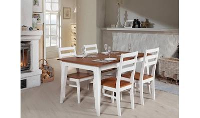 Home affaire Esstisch »Kvadro« kaufen