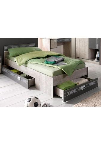 Parisot Bett »Fabric«, inkl. Schubkasten kaufen