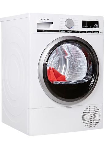 SIEMENS Wärmepumpentrockner »WT47XM40«, iQ700, mit intelligentCleaning System kaufen