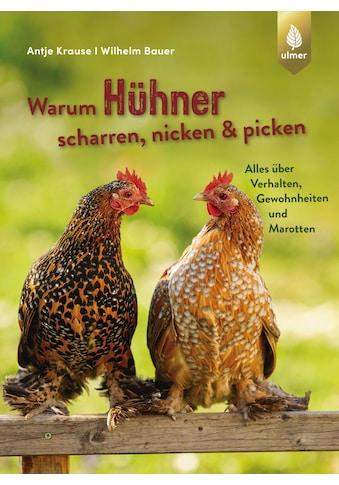 Buch »Warum Hühner scharren, nicken und picken / Antje Krause, Wilhelm Bauer« kaufen