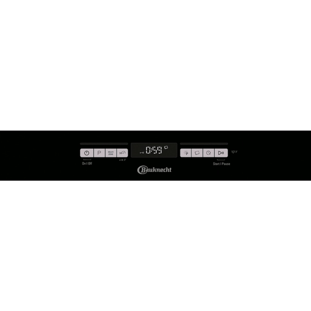 BAUKNECHT Unterbaugeschirrspüler »OBUO POWERCLEAN 6330«, OBUO POWERCLEAN 6330, 14 Maßgedecke