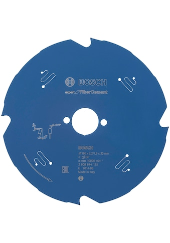 BOSCH Kreissägeblatt »Expert for Fibre Cement«, 190 x 30 x 2,2 mm, 4 kaufen