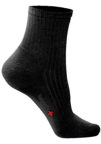 Fußgut Diabetikersocken »Sensitiv Socken«, (2 Paar), für empfindliche Füße kaufen
