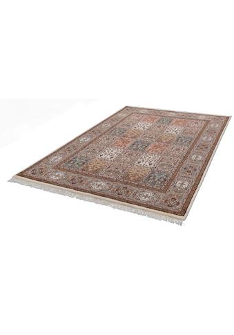 Orientteppich, »Benares Bachtiari«, THEKO, rechteckig, Höhe 12 mm, manuell geknüpft kaufen