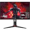 """AOC Gaming-Monitor »27G2U/BK«, 68,6 cm/27 """", 1920 x 1080 px, Full HD, 1 ms Reaktionszeit, 144 Hz"""