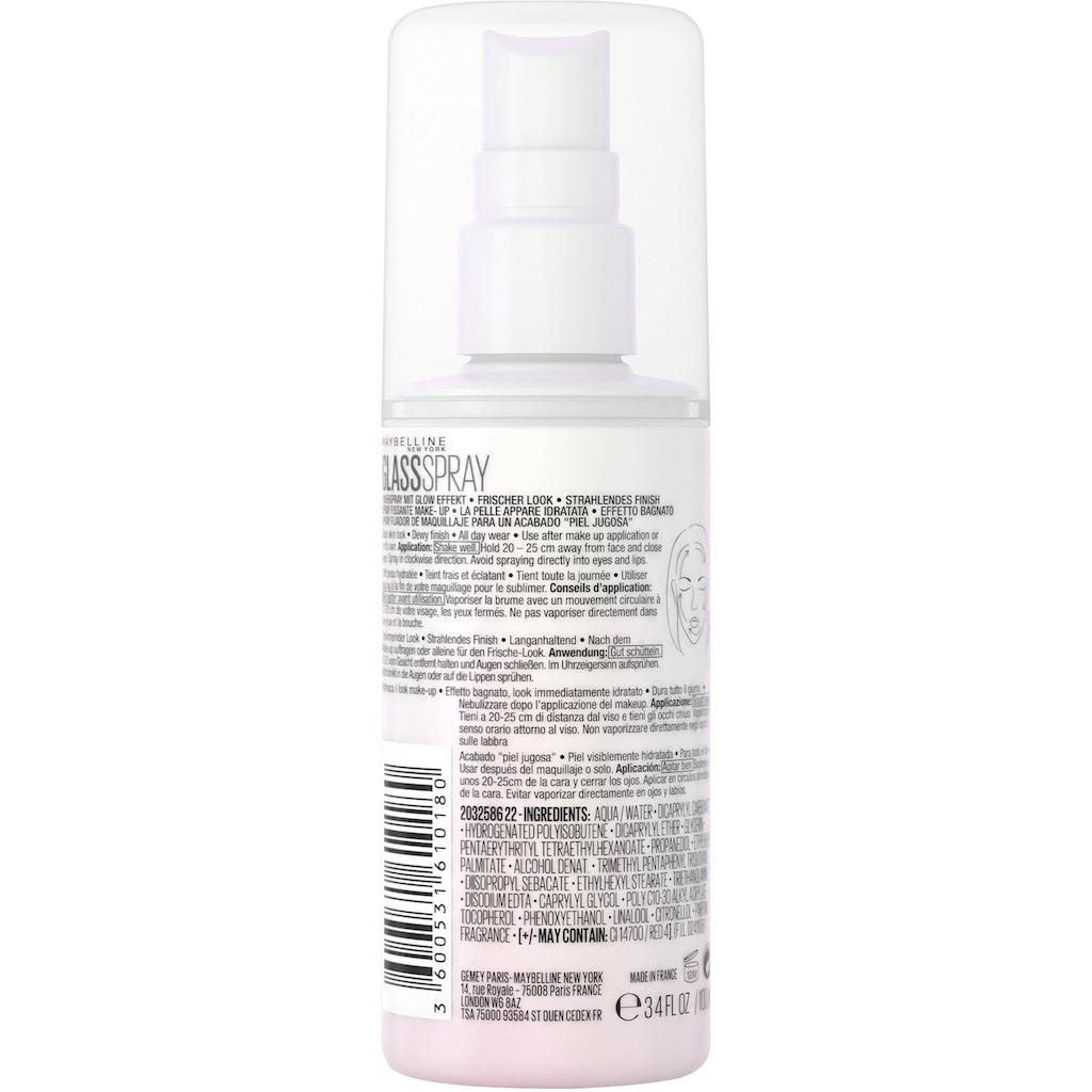 MAYBELLINE NEW YORK Fixierspray »Glass Skin Spray«