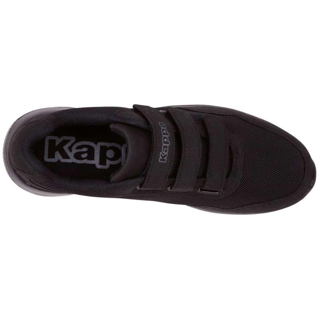 Kappa Klettschuh »FOLLOW VL«, mit drei praktischen Klettverschlüssen