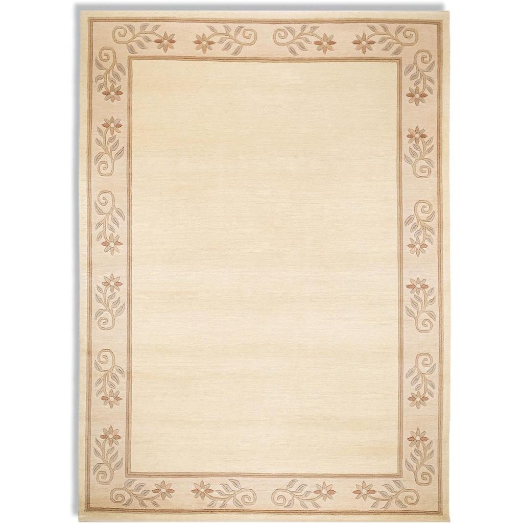 OCI DIE TEPPICHMARKE Wollteppich »Excellent Vario55«, rechteckig, 20 mm Höhe, reine Wolle, handgeknüpft, Wohnzimmer