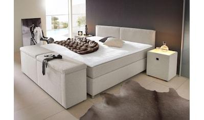 Boxspringbett Schlafkomfort Hoch Zehn Universal