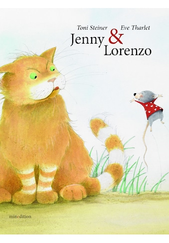 Buch »Jenny & Lorenzo / Toni Steiner, Eve Tharlet« kaufen