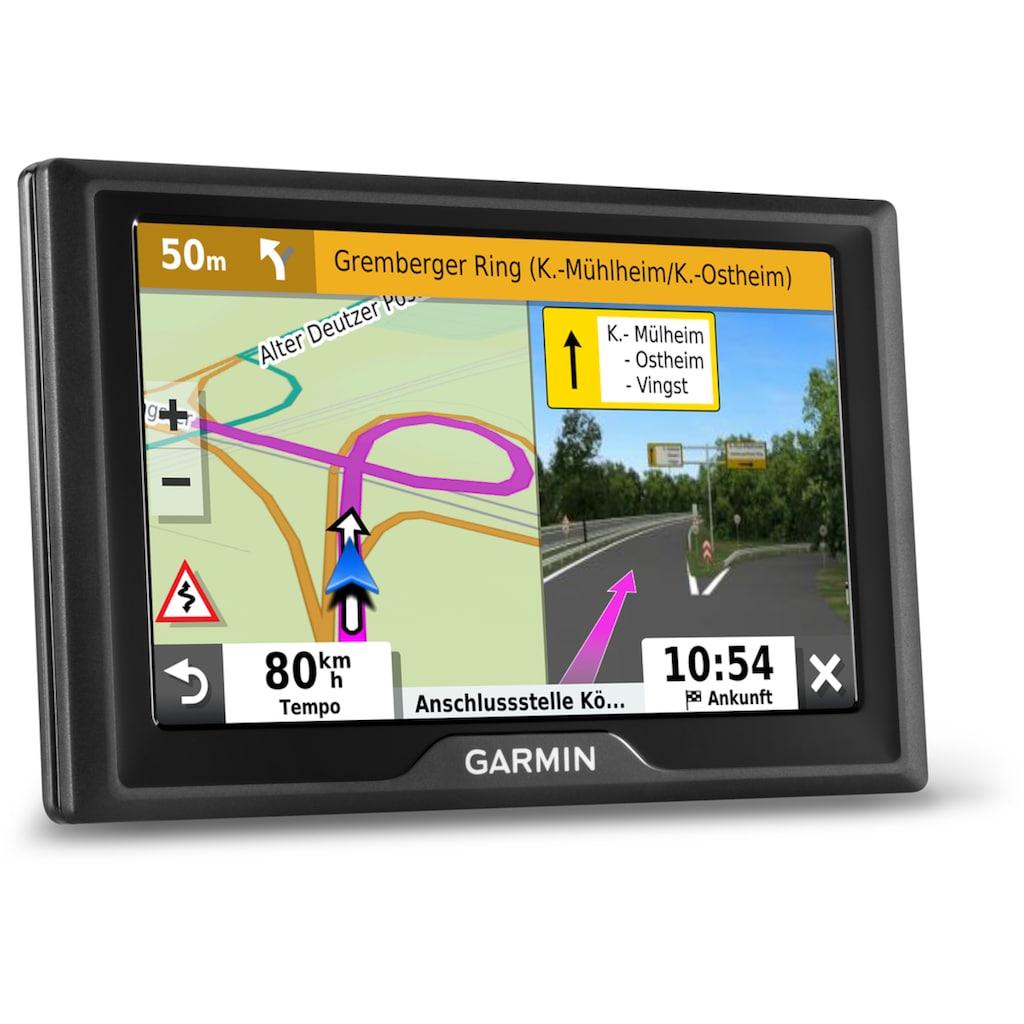 Garmin Navigationsgerät »Drive 52 EU MT-S«, (Europa (46 Länder), Navigationsgerät