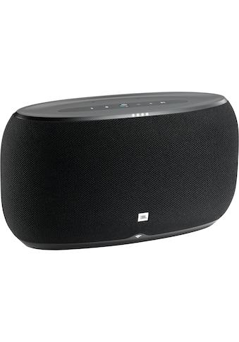 JBL »Link 500« Multiroom - Lautsprecher (Bluetooth, WLAN (WiFi), 60 Watt) kaufen