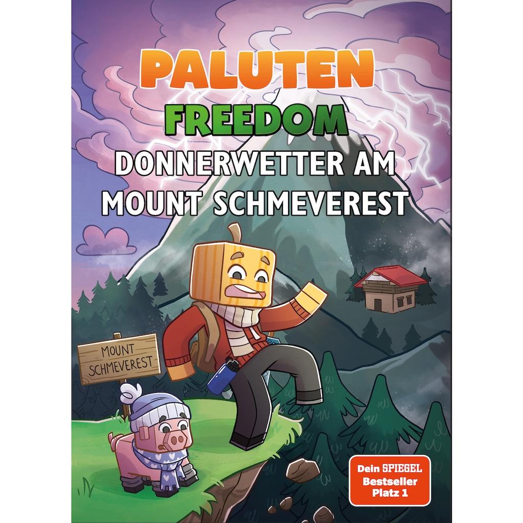 Buch »Donnerwetter am Mount Schmeverest / Paluten, Klaas Kern, Irina Zinner«