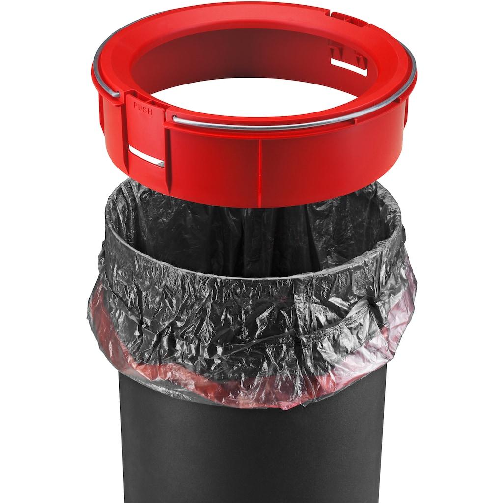 Hailo Mülleimer »Pure M«, schwarz, Fassungsvermögen ca. 12 Liter