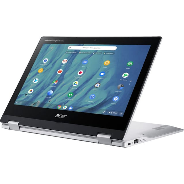 Acer Chromebook Spin 311 Chromebook (29,46 cm / 11,6 Zoll, MediaTek,ARM Cortex, - GB HDD)