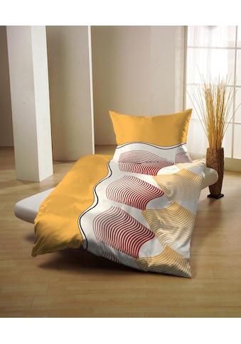 Gerald Wittmann Bettwäsche »glatte Baumwoll-Qualität« kaufen