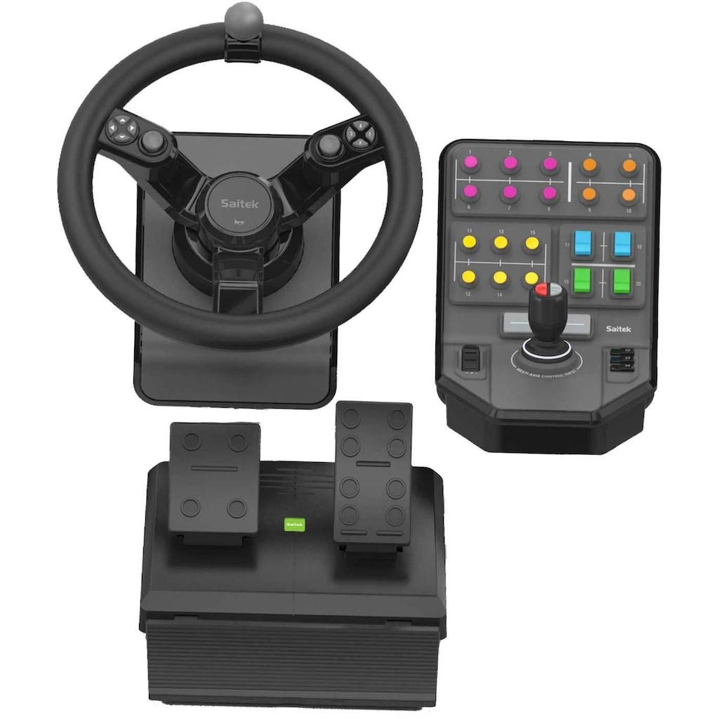 Logitech G Gaming-Controller »G Saitek Farm Sim Controller«