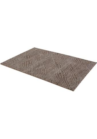 ASTRA Teppich »Carpi Gitter«, rechteckig, 15 mm Höhe, Wunschmaß, Wohnzimmer kaufen