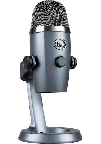 "Blue Mikrofon ""Yeti Nano USB Mic"" kaufen"