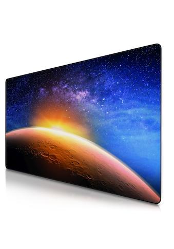 CSL Mauspad »Schreibtischunterlage extra groß / Abwaschbar«, XXXL 1200 x 600 x 3 mm kaufen
