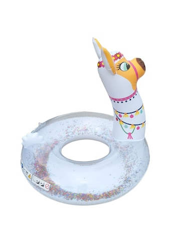 """YEAZ Schwimminsel """"RING SERIE – LAMA Glitter SCHWIMMRING"""" kaufen"""