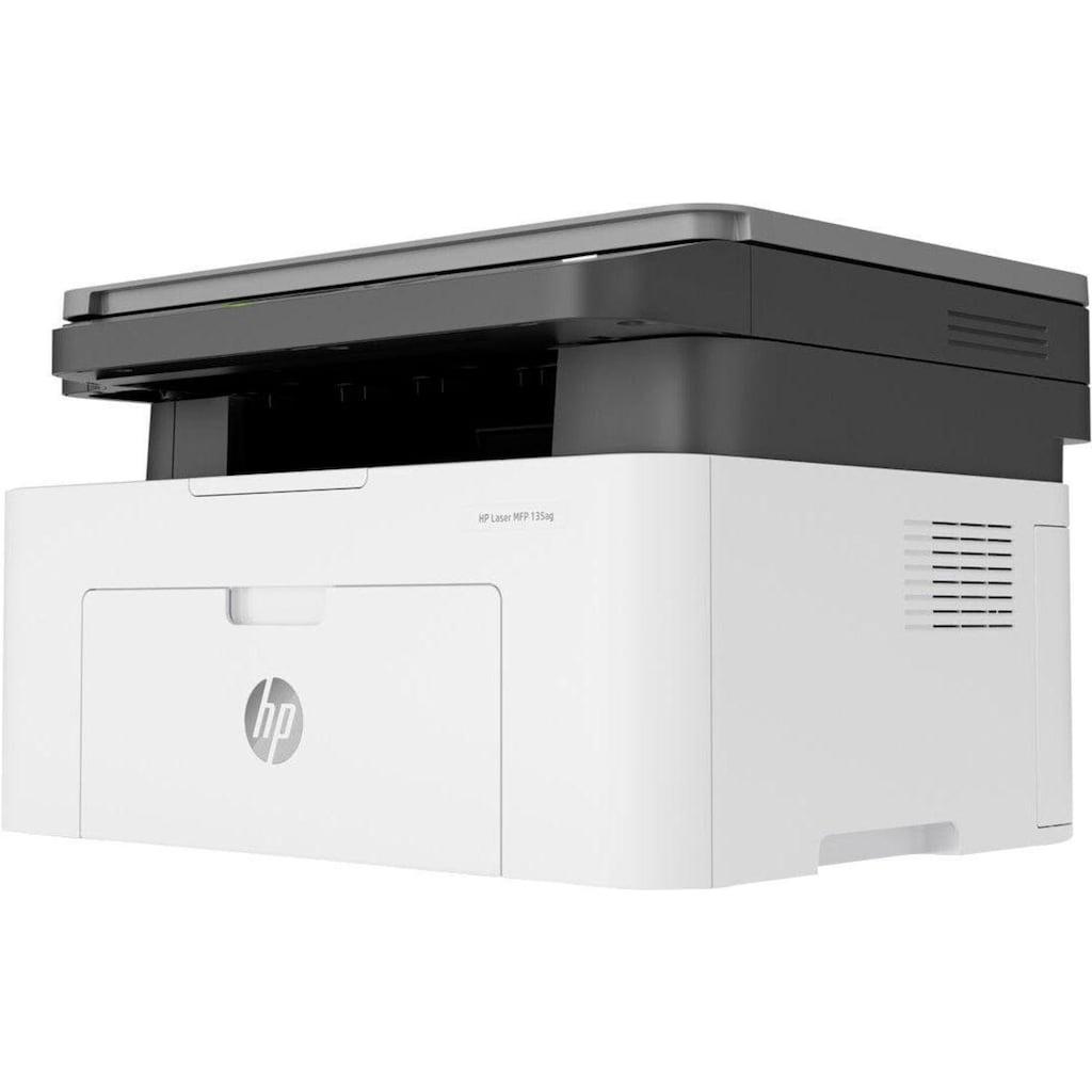 HP Multifunktionsdrucker »Laser MFP 135ag«
