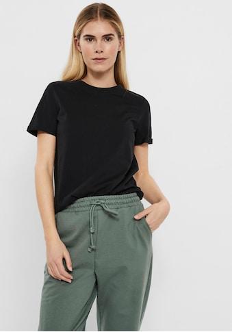 Vero Moda Rundhalsshirt »VMPAULA« kaufen