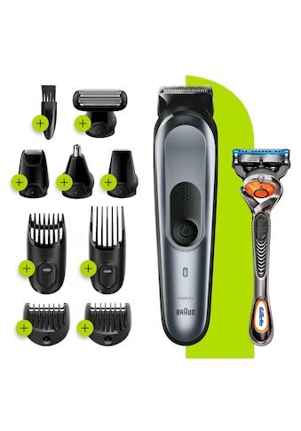 Braun Multifunktionstrimmer 10 - in - 1 Multi - Grooming - Kit 7 MGK7221 kaufen