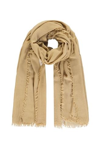 PASSIGATTI Schal aus Wolle -  Seidemischung kaufen