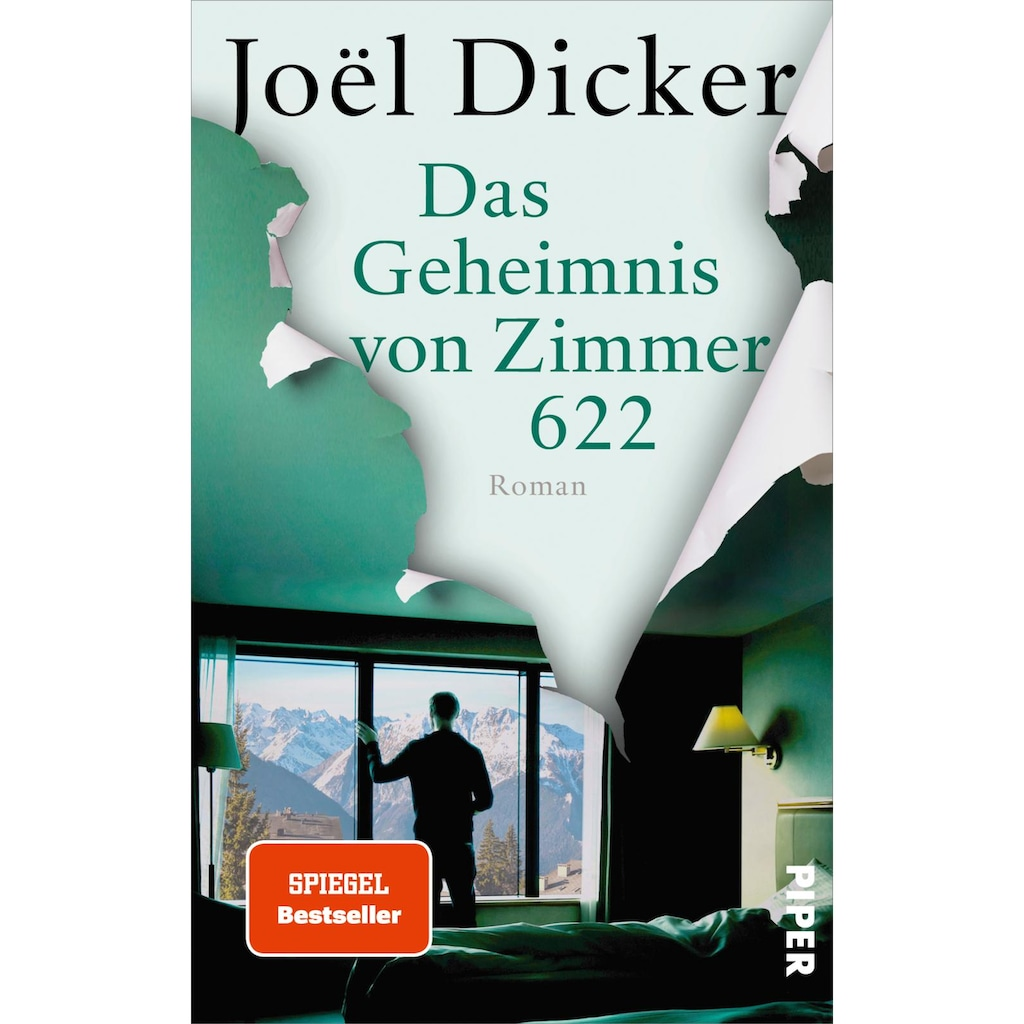 Buch »Das Geheimnis von Zimmer 622 / Joël Dicker, Amelie Thoma, Michaela Meßner«