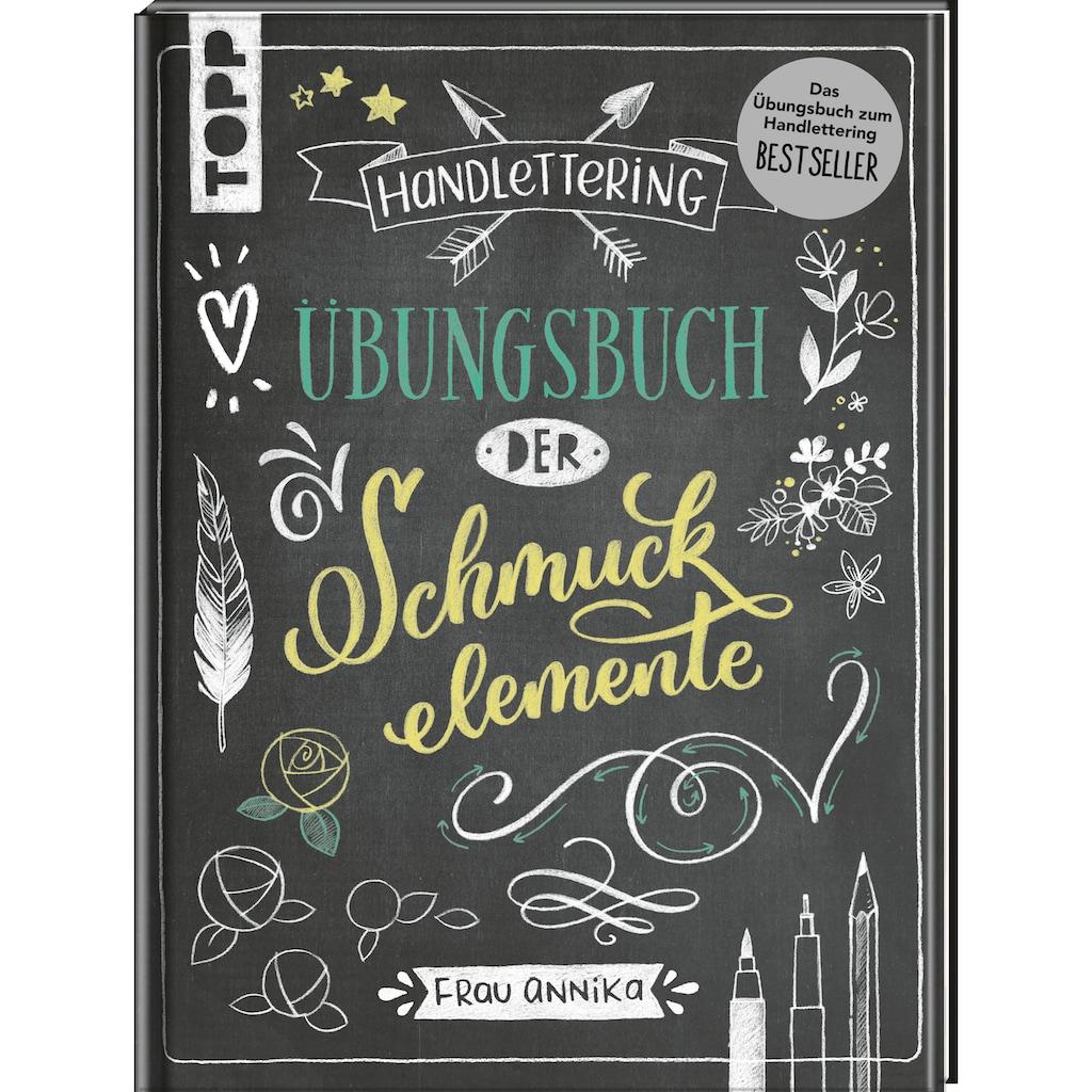 Buch »Handlettering. Übungsbuch der Schmuckelemente / Frau Annika«