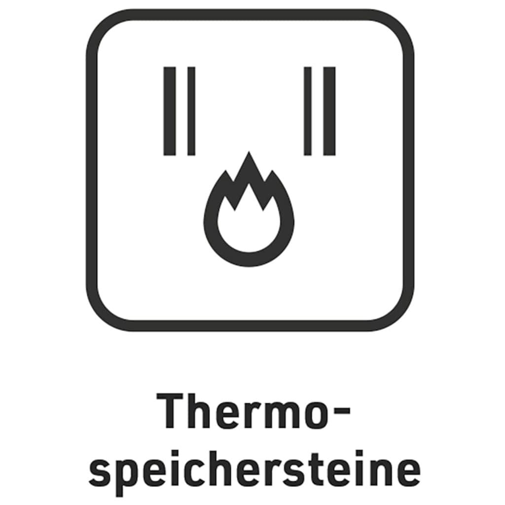 HARK Kaminofen »Opera-B«, Warmhaltefach mit Scheibe