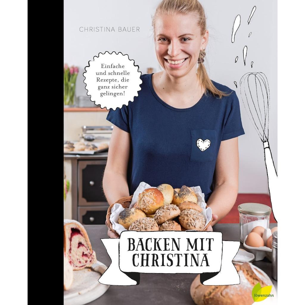 Buch »Backen mit Christina / Christina Bauer«