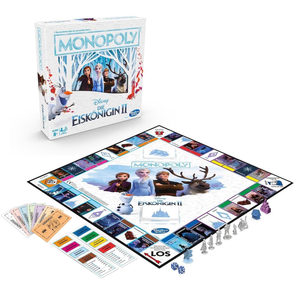 Hasbro Spiel »Monopoly Die Eiskönigin 2«, Made in Europe