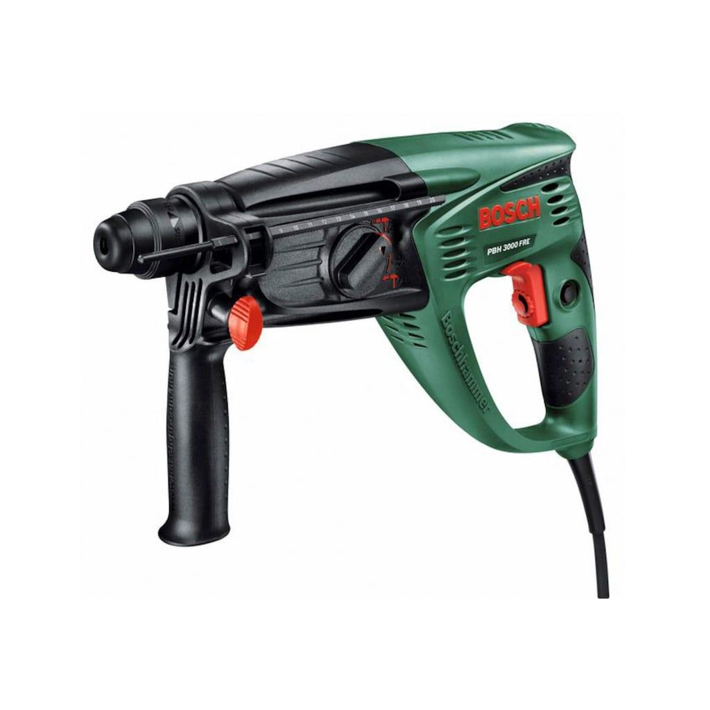 BOSCH Bohrhammer »PBH 3000 FRE«