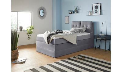 Breckle Boxspringbett, inklusive Kopfteilkissen und Bettkasten kaufen