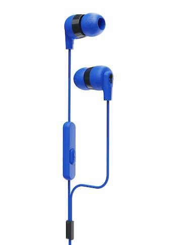 Skullcandy Headset »INKD+ IN - EAR W/MIC 1 COBALT BLUE« kaufen