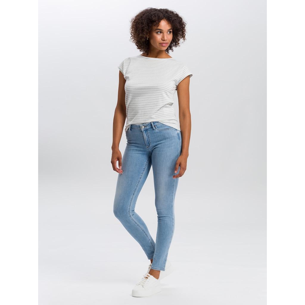 Cross Jeans® T-Shirt »55739«, Lässige Streifen
