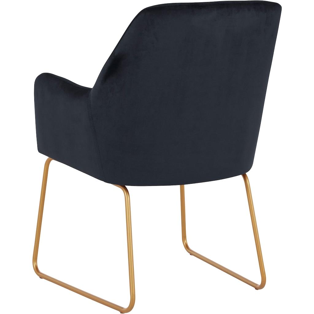 Guido Maria Kretschmer Home&Living Stuhl »Lorient«