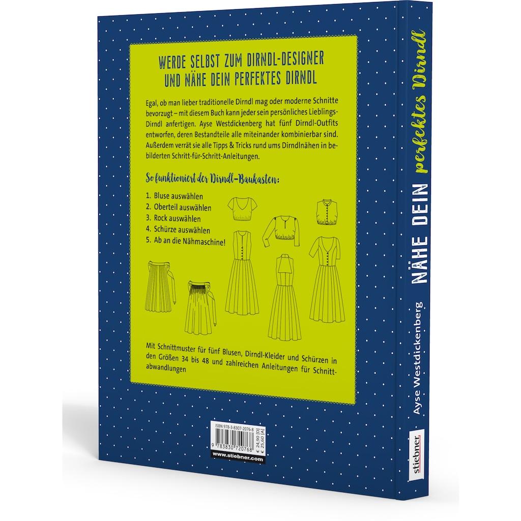 Buch »Nähe Dein perfektes Dirndl / Ayse Westdickenberg«