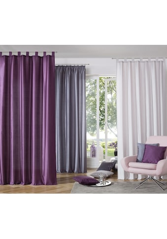 Vorhang, »Maryland«, my home, Schlaufen 2 Stück kaufen