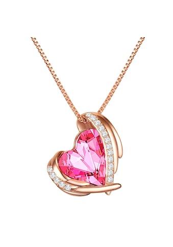 Rafaela Donata Herzkette »RD326«, (1 tlg.), aus Sterling Silber kaufen