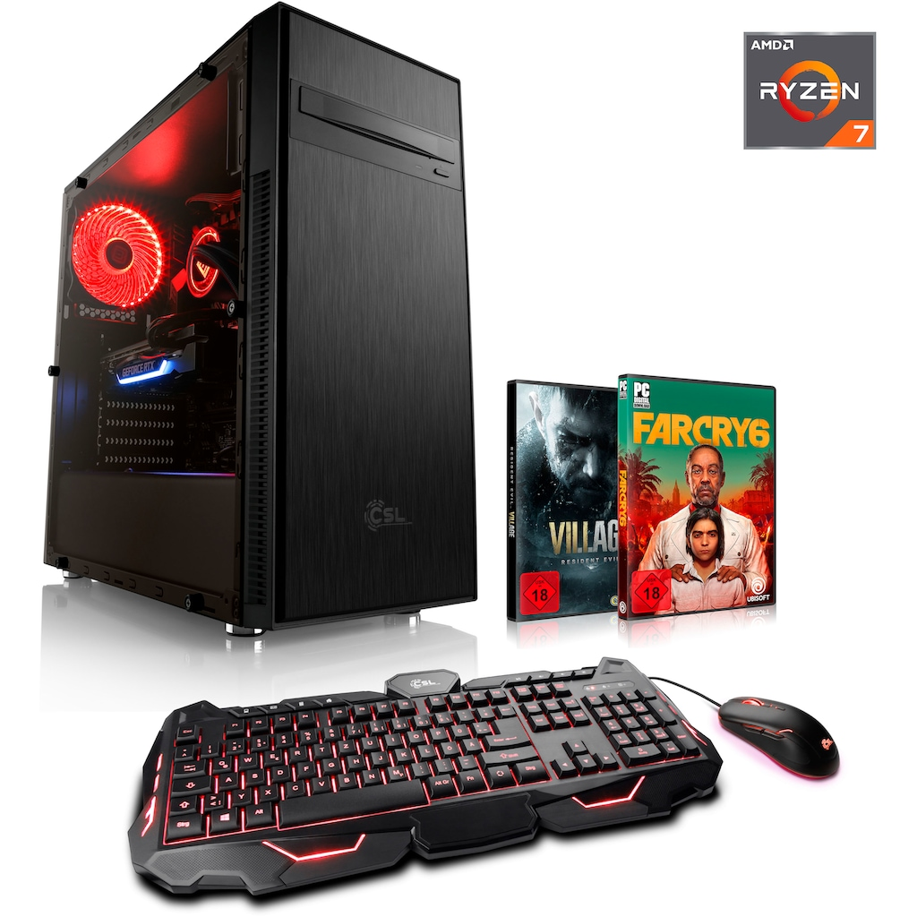 CSL Gaming-PC »HydroX L8110 Wasserkühlung«