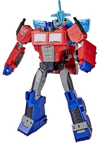 Hasbro Actionfigur »Transformers Officer-Klasse Optimus Prime« kaufen