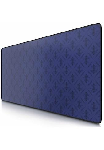 CSL XXL Speed Gaming Mauspad Poker Design »Mousepad 900 x 400 mm / Präzison & Geschwindigkeit« kaufen