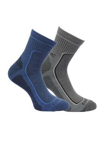 Regatta Wandersocken »Great Outdoors Herren Wander-Socken, gepolstert, 2er-Pack« kaufen