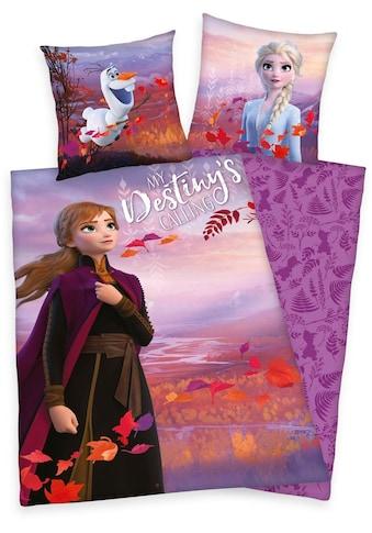 Kinderbettwäsche »Disney´s Eiskönigin 2«, Walt Disney kaufen
