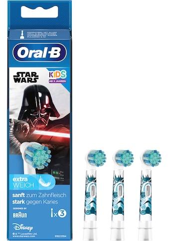 Oral B Aufsteckbürsten »StarWars«, für Kinder ab 3 Jahren kaufen