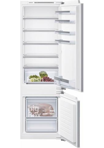 SIEMENS Einbaukühlgefrierkombination, 177,2 cm hoch, 54,5 cm breit kaufen