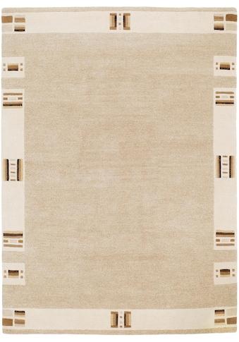 OCI DIE TEPPICHMARKE Wollteppich »Caprice Ramu«, rechteckig, 20 mm Höhe, reine Wolle,... kaufen